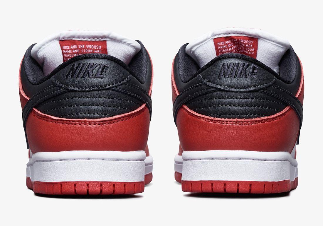 Nike SB Dunk Low Pro Chicago Heel