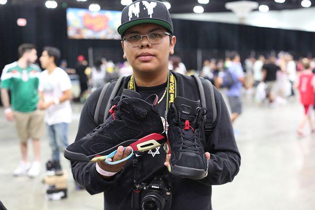 Sneaker Con La Recap 72