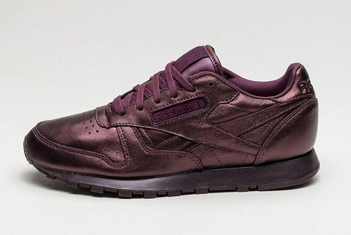 Face Stockholm Reebok Classic Leather Ambition Wonder Purple 3