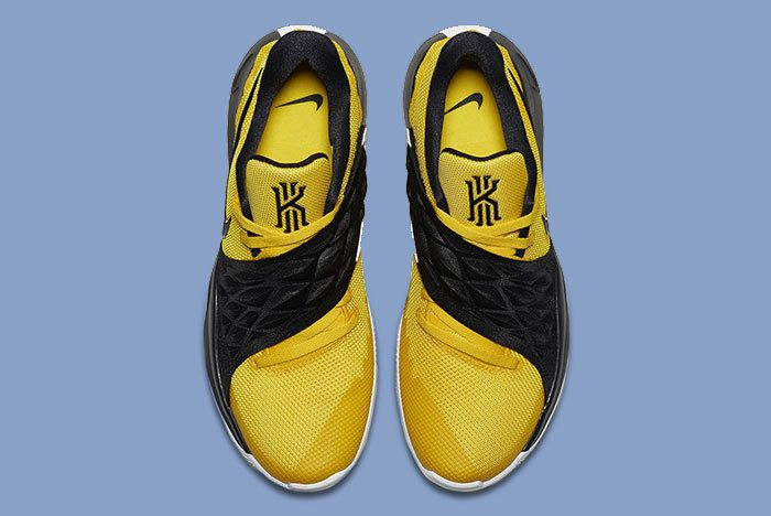 Nike Kyrie Low 1 Amarillo Yellow 4