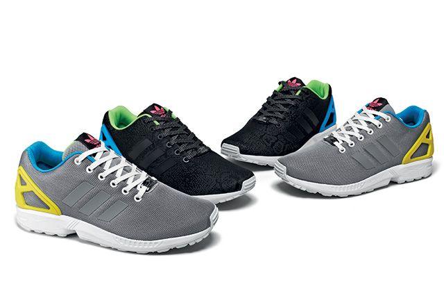 Adidas Originals Zx Flux Reflective Pack 12