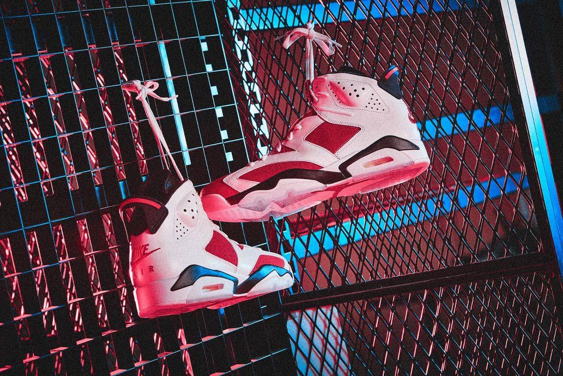 JD Sports Air Jordan 6 Carmine