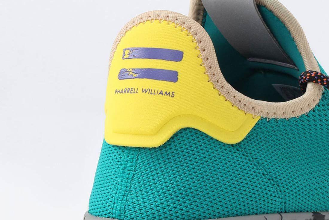 Pharrell X Adidas Hu Nmd Colourways 34