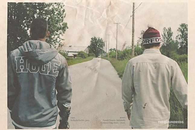 The Hundreds Fall 2011 Collection Lookbook 3 1