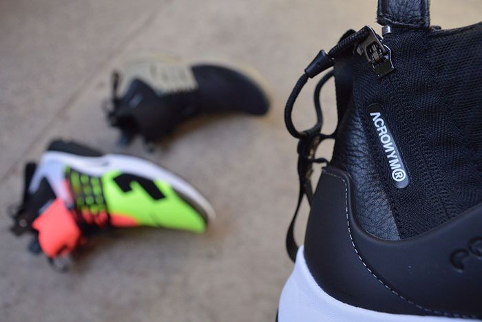 Acronym X Nike Air Presto Pack