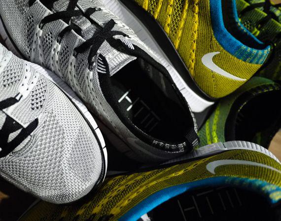 Nike Htm Free Flyknit 9
