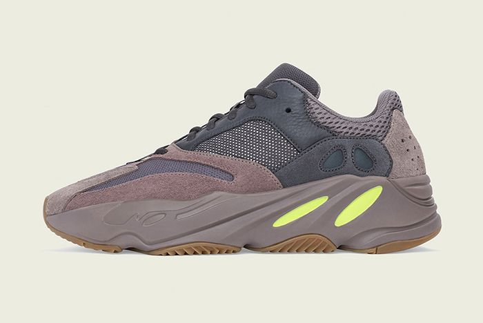 Adidas Yeezy Boost 700 Mauve Official 1