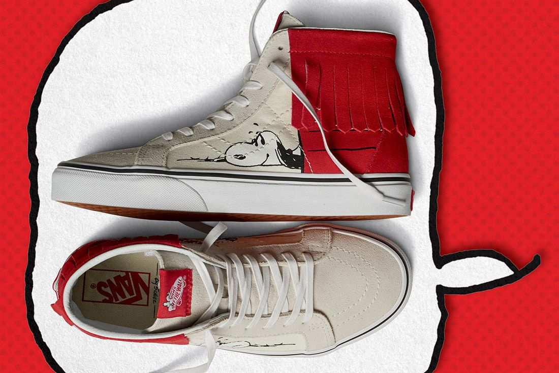 Vans Peanuts Collaborative Collection 1 1