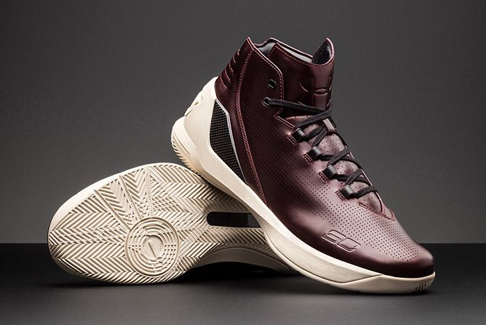 Under Armour Curry Lux Oxblood 10