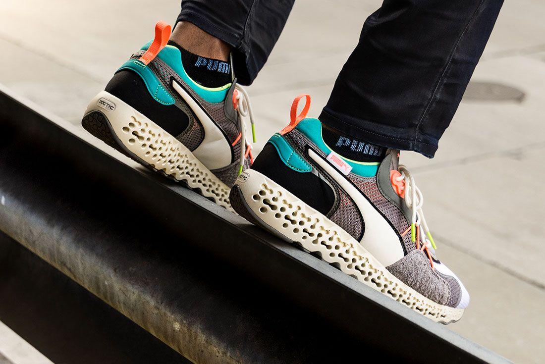 PUMA Reset with the Calibrate Runner - Sneaker Freaker