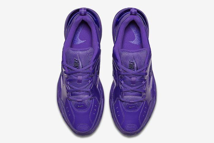 Nike M2K Tekno Hyper Grape Top