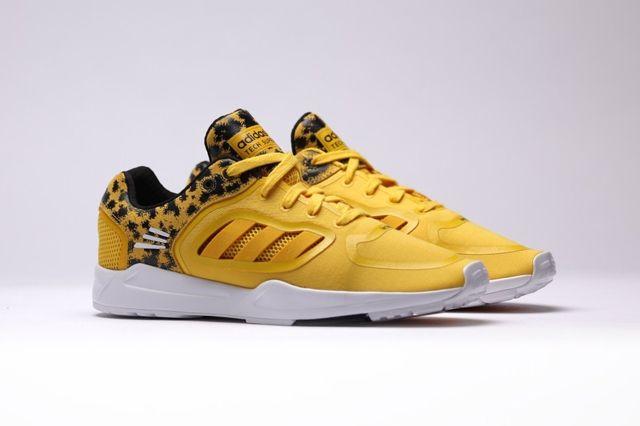Adidas Tech Super 3 0 Tribe Yellow 3