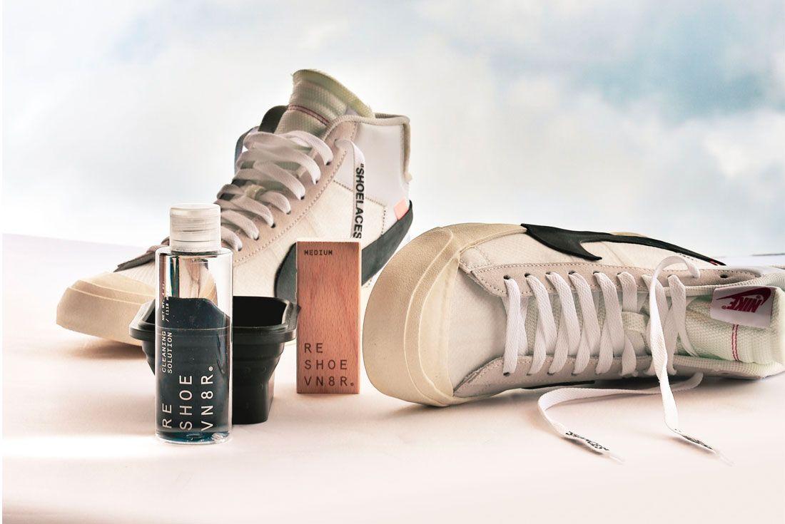 Reshoevn8r Off White Nike Blazer