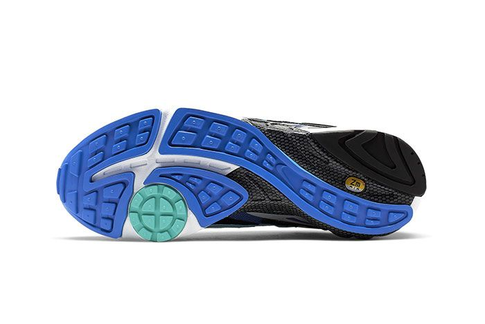 Nike Air Ghost Racer Racer Blue Sole