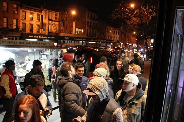 Kith Outside Crowd 1