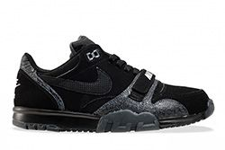 Nike Air Trainer 1 Low Blackout 1