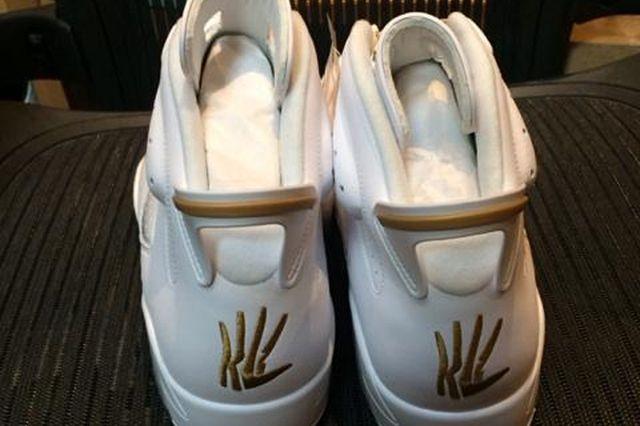 Kawhi Leonard Air Jordan 6 Ring Night Pe 3