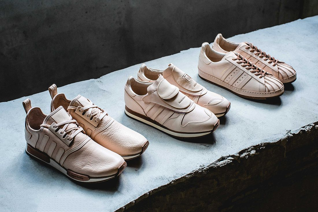 Hender Scheme X Adidas Luxe Leather Pack14