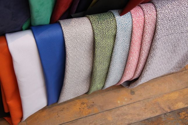 Nike Bespoke Material Swatches 4 1