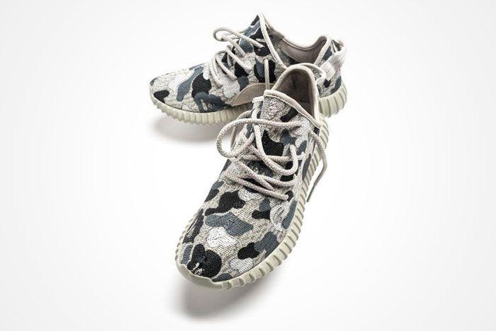 Adidas Yeezy Boost 350 Bape Camo 2