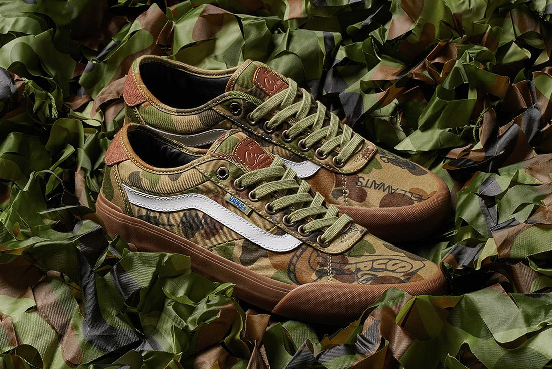 Supply X Vans Chima Pro 2 1