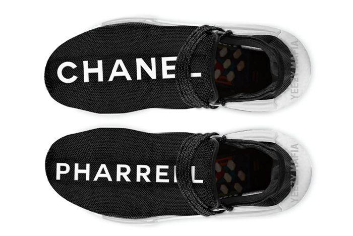Chanel X Pharrell X Adidas Hu Nmd Colab Leaks3