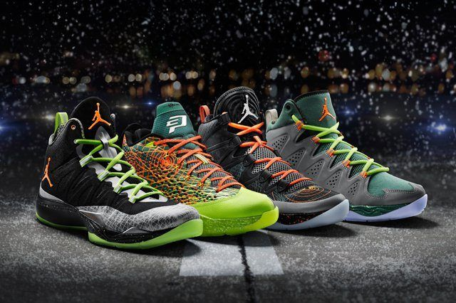 Jordan Brand Christmas Pack