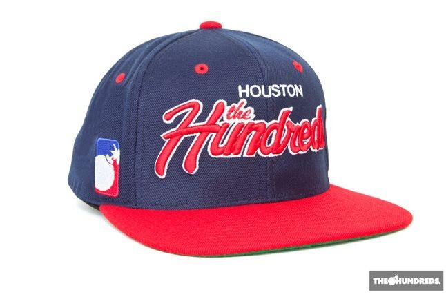 The Hundreds Houston Team Hat 1