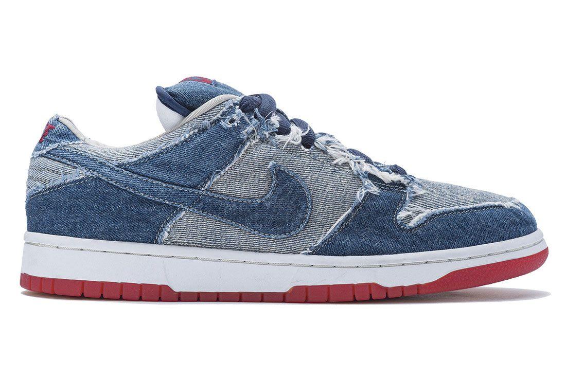 Nike SB Dunk Low Pro Reese Forbes Denim