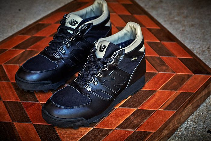 New Balance Hlrainog Black 1
