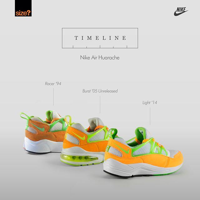 Nike Huarache Light Atomic Mango 3