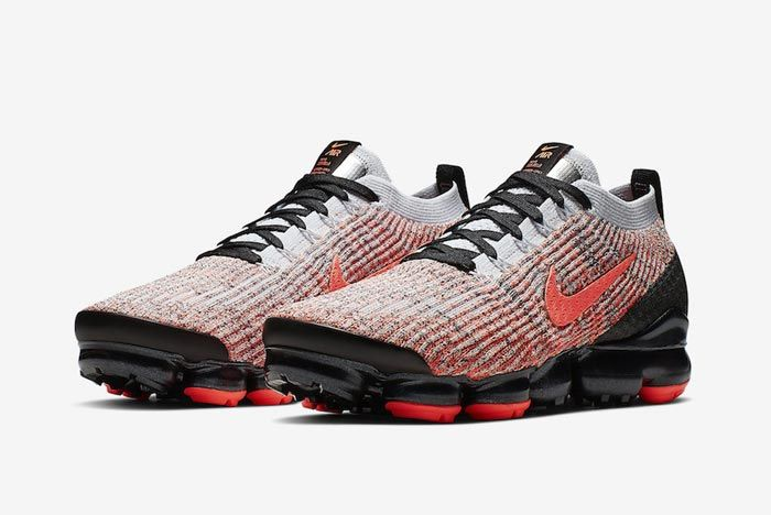 Nike Air Vapormax Bright Mango Pair
