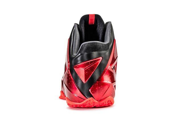 Nike Lebron 11 Away Edition 6