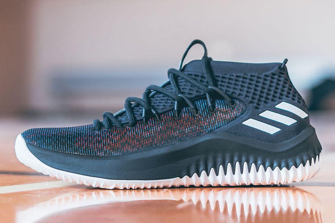 Adidas Dame 4 Static 3