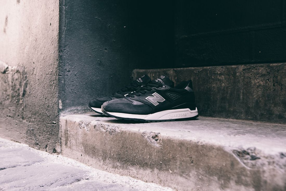 New Balance M998 Dpho Made In Usa Black 7