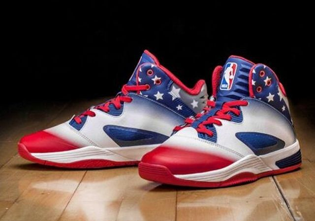 Nba Commemorative Sneaker