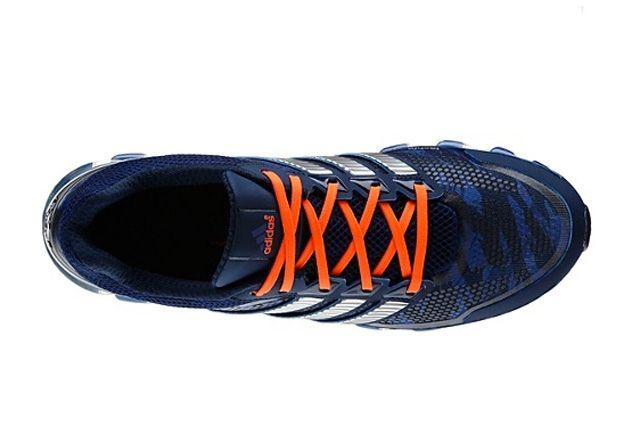 Adidas Springblade Heroink Metalsilver 4
