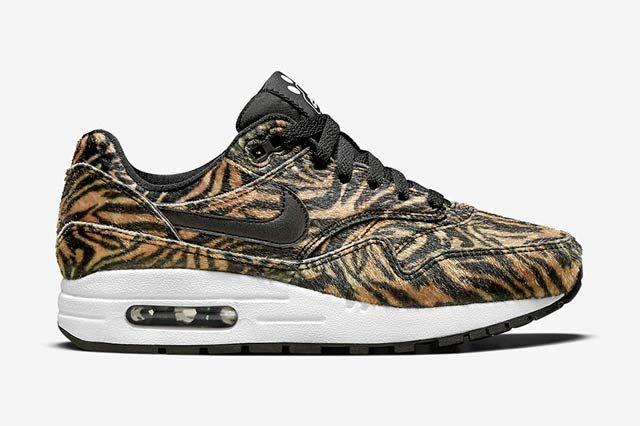 Nike Air Max 1 Gs Zoo Pack Tiger