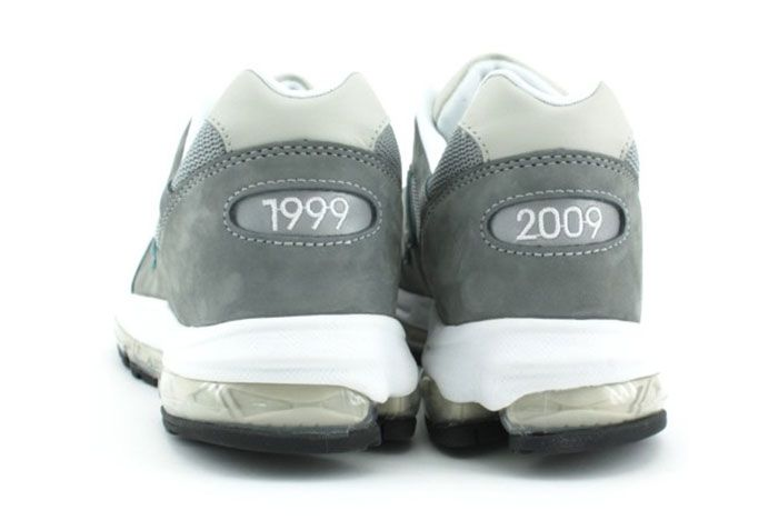 New Balance 990 Ex Beams Heels