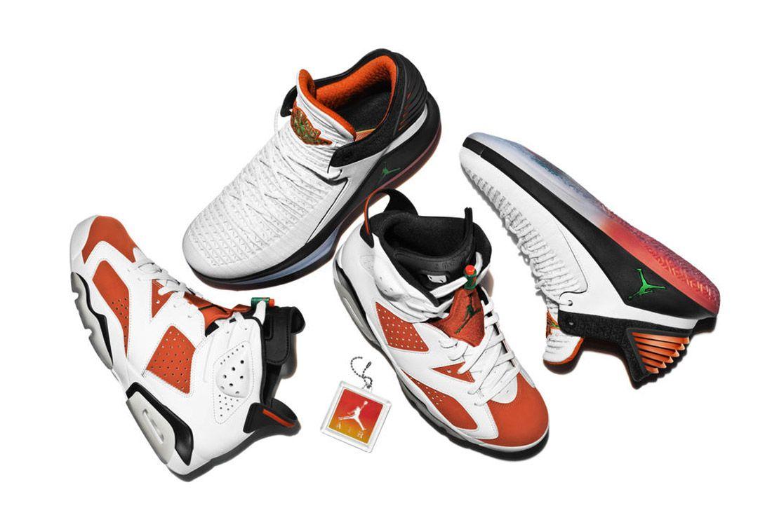 Jordan Brand Gatorade Be Like Mike Collection 11