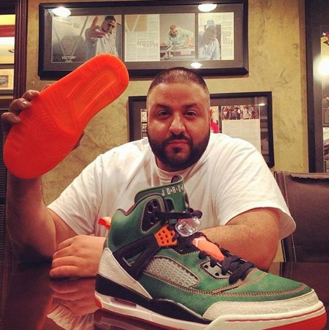 Sneaker Style Profile Dj Khaled 10