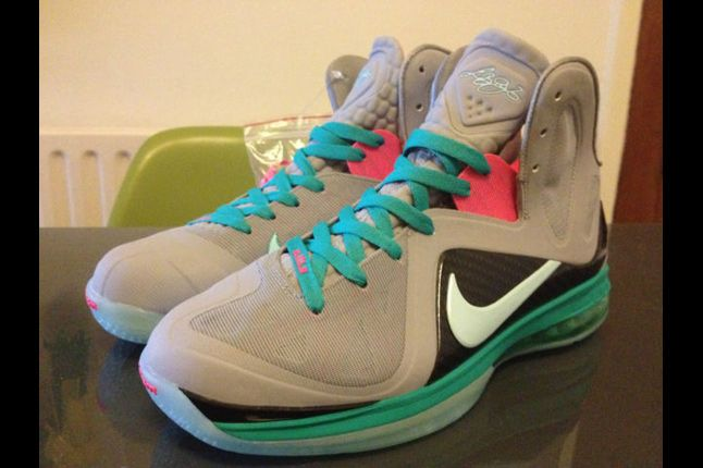Lebron 9 Elite South Beach New 01 1