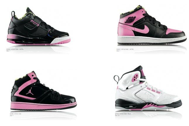 Jordan Lookbook Sneakers Wmn 1