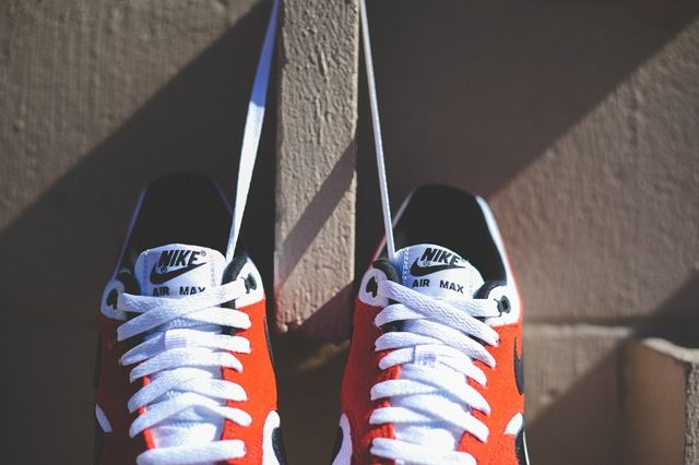 Nike Air Max 1 Gamma Orange 5