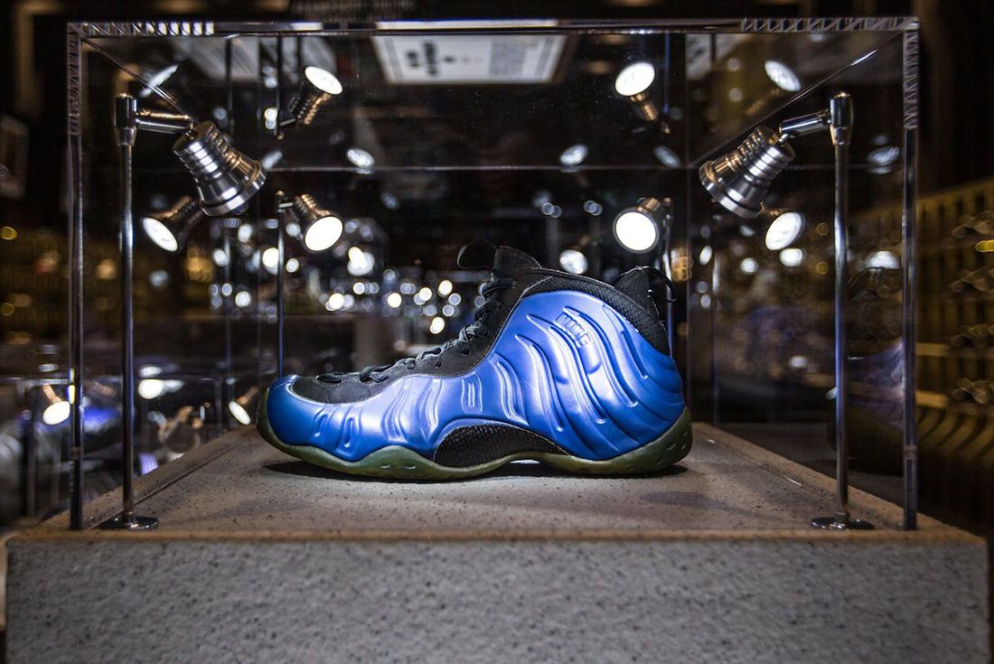 Nike Foamposite Retrospective Exhibition Hits Shanghai15