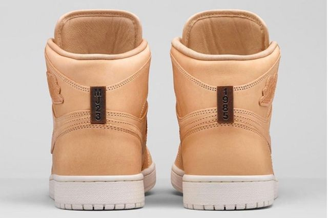 Air Jordan 1 Pinnacle Vanchetta Tan