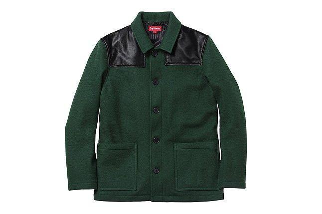 Donkey Jacket Green 1