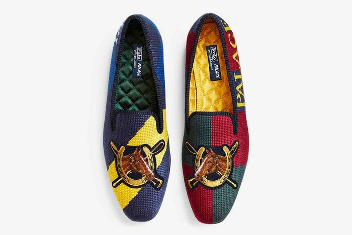 Polo Palace Slippers Multi Top Shot