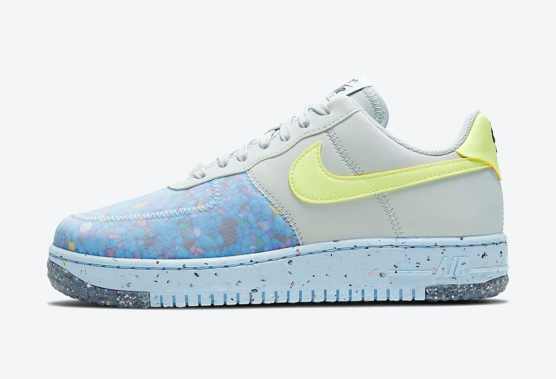 Nike Air Force 1 Crater Left