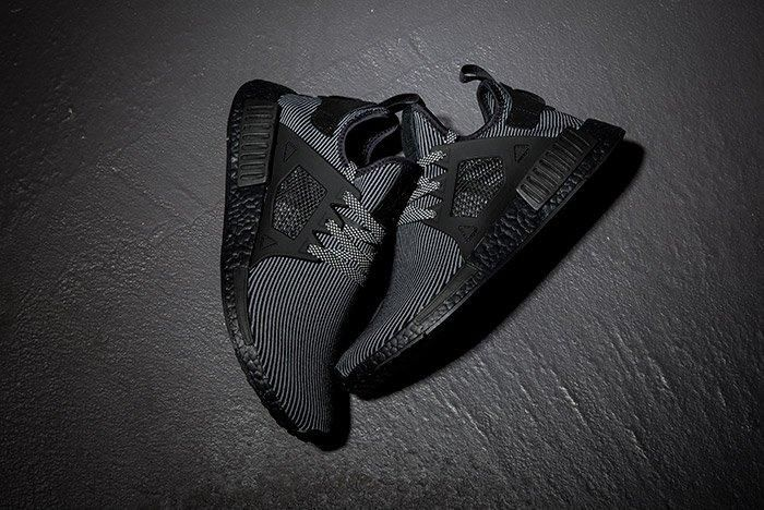 Adidas Nmd Xr1 Triple Black 1
